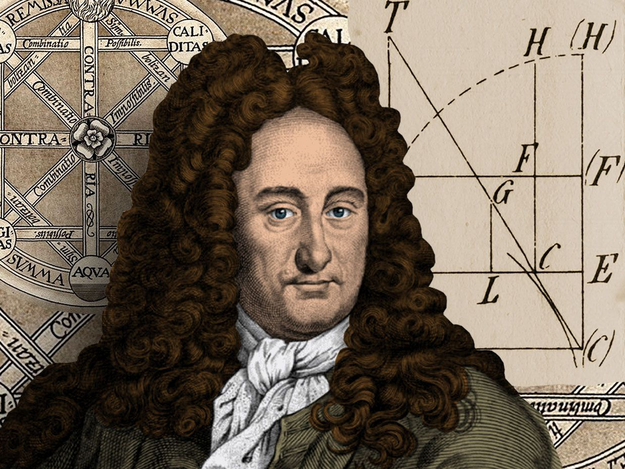 In the 17th Century, Leibniz Dreamed of a Machine That Could Calculate Ideas