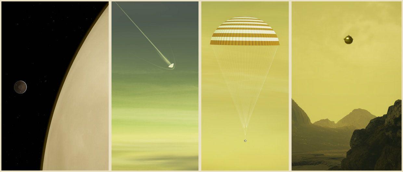 <p>Video Friday: NASA Sending Robots to Venus thumbnail