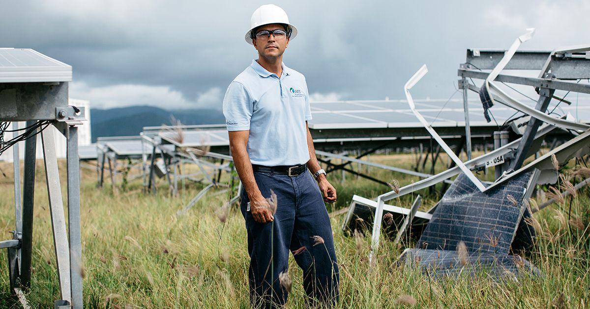 Rebuilding Puerto Rico\'s Power Grid: The Inside Story - IEEE Spectrum