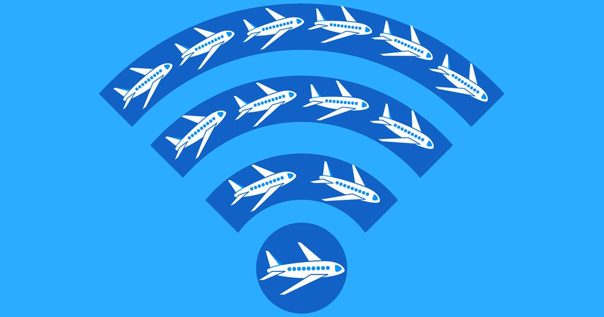 Finally, an Effort to Make Inflight Wi-Fi Less Awful