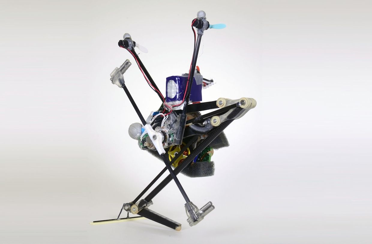 Salto-1P Is the Most Amazing Jumping Robot We've Ever Seen