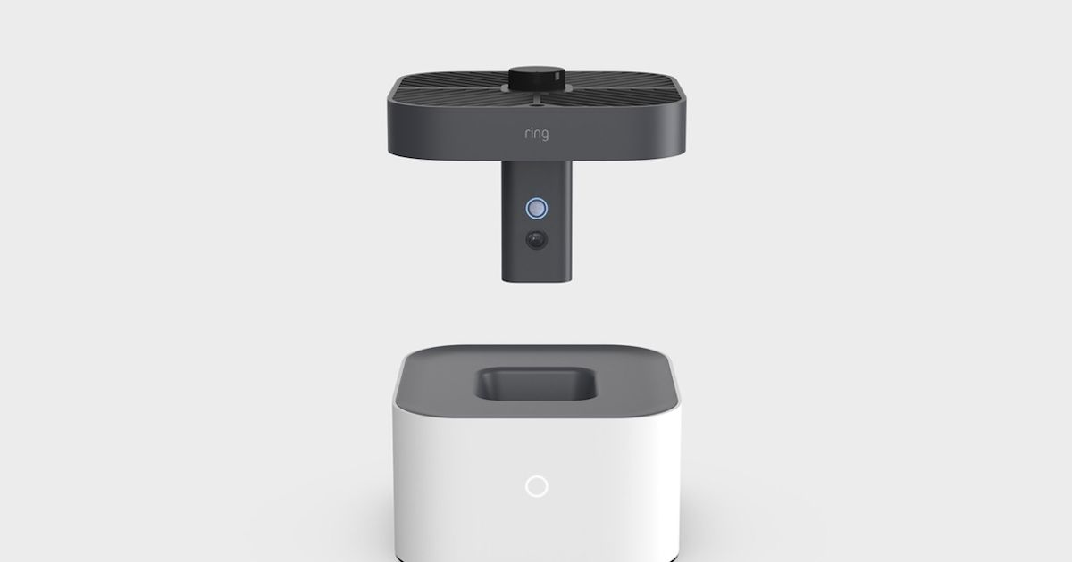 Why You Should Be Very Skeptical of Ring's Indoor Security Drone - IEEE Spectrum