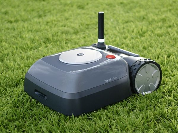 iRobot Finally Announces Awesome New Terra Robotic Lawnmower - IEEE