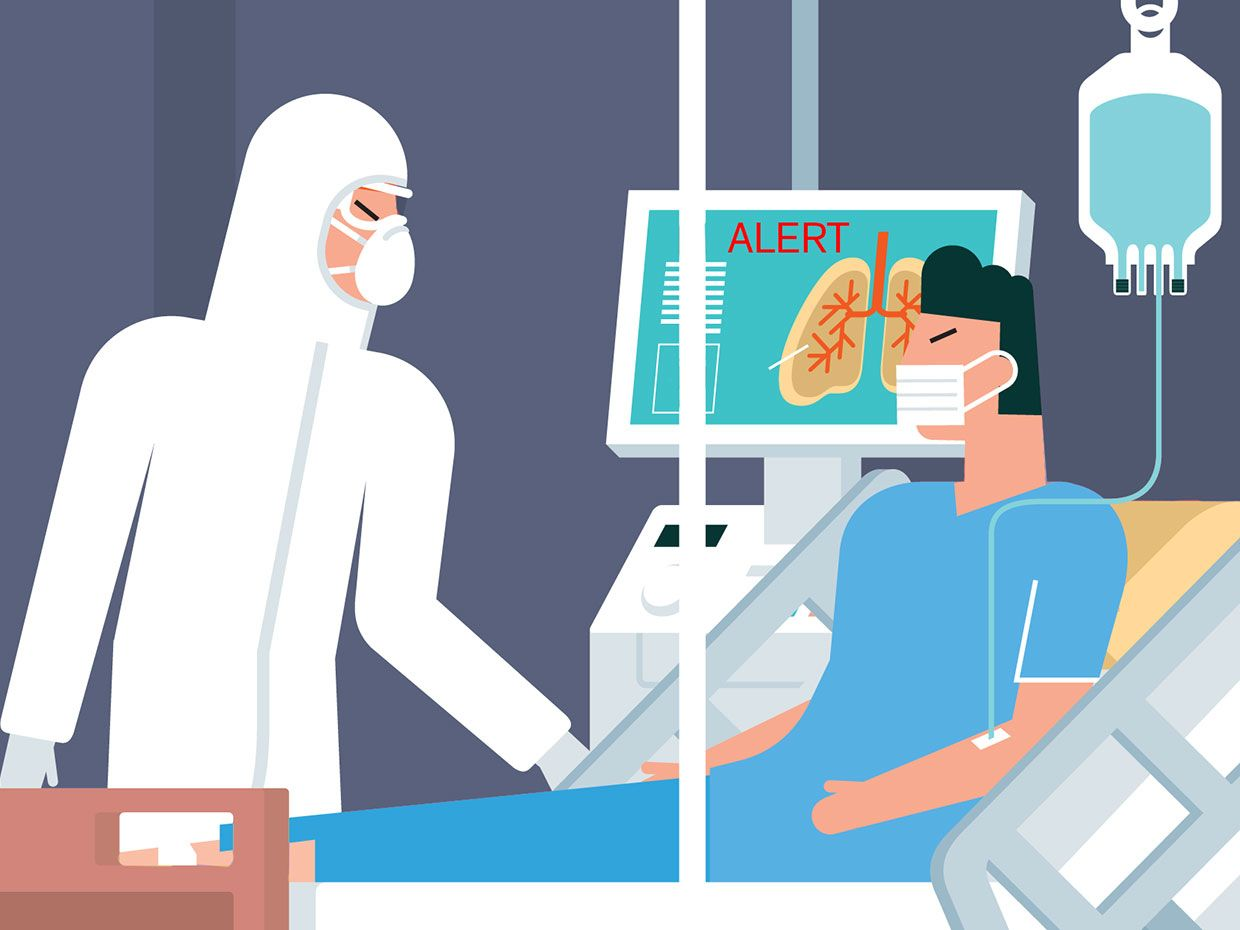 AI Can Help Hospitals Triage COVID-19 Patients