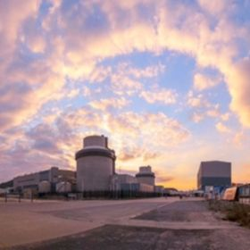 Nine years after construction began at China's Sanmen Nuclear Power Plant the world's first AP1000 unit has connected to the grid.