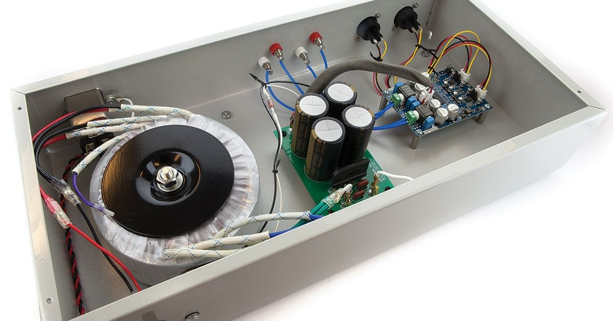 Build Your Own Professionalgrade Audio Amp On The Sort Of