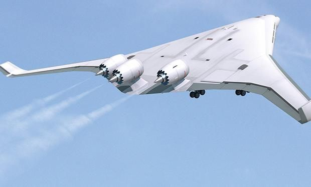 Flex Fuel Vehicles >> Future Airplanes Will Fly On Twistable Wings