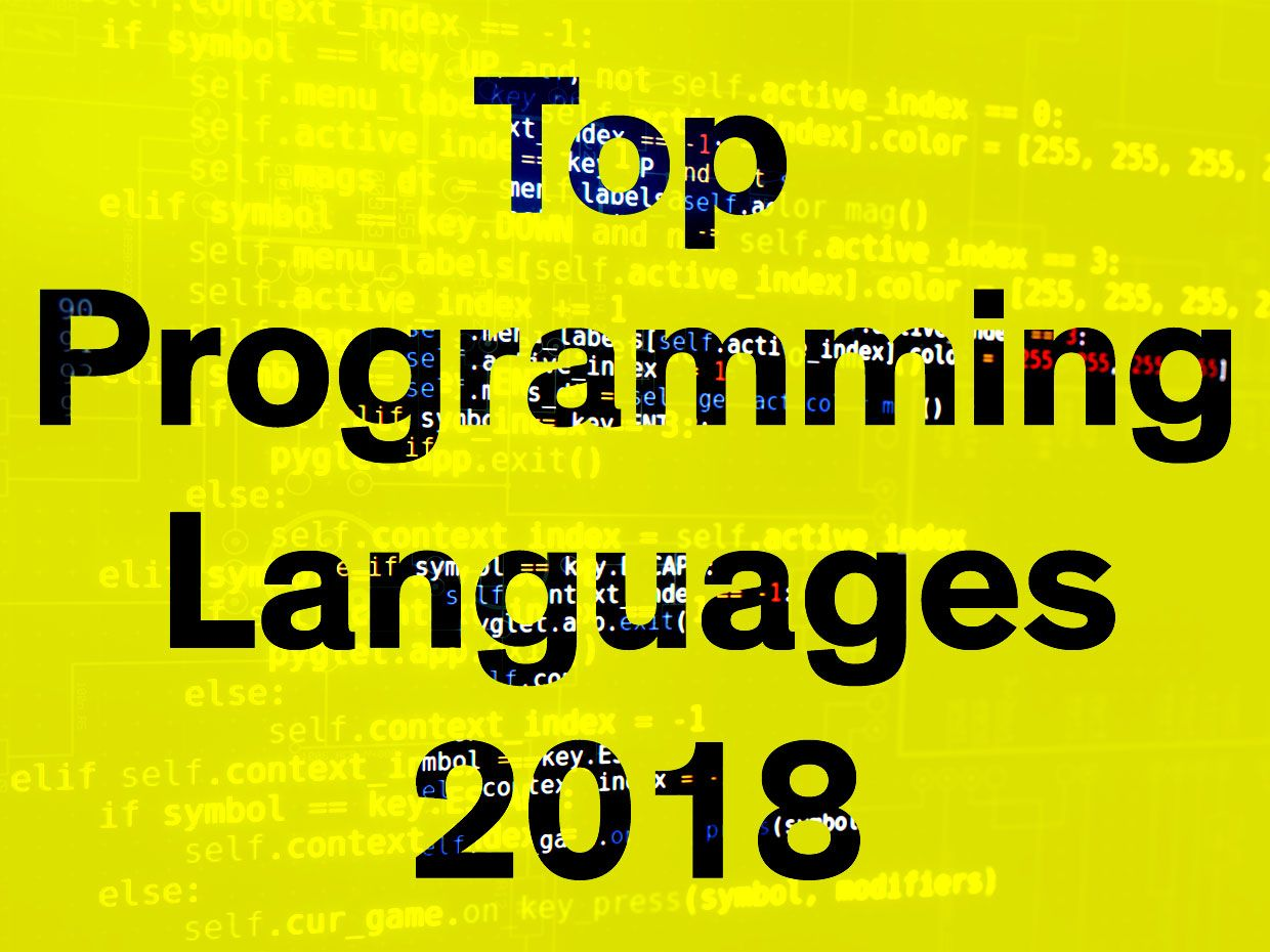 The 2018 Top Programming Languages - IEEE Spectrum