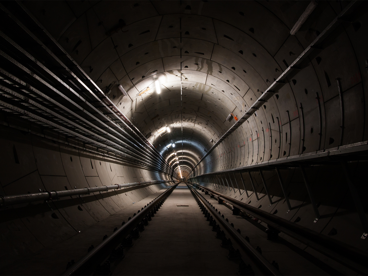 London's Hidden Cable Tunnels Could Warm Thousands of Homes