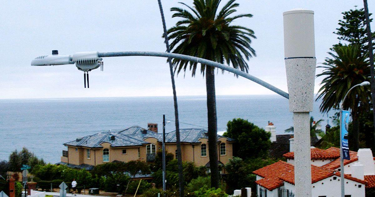 San Diego's Smart Streetlights Yield a Firehose of Data