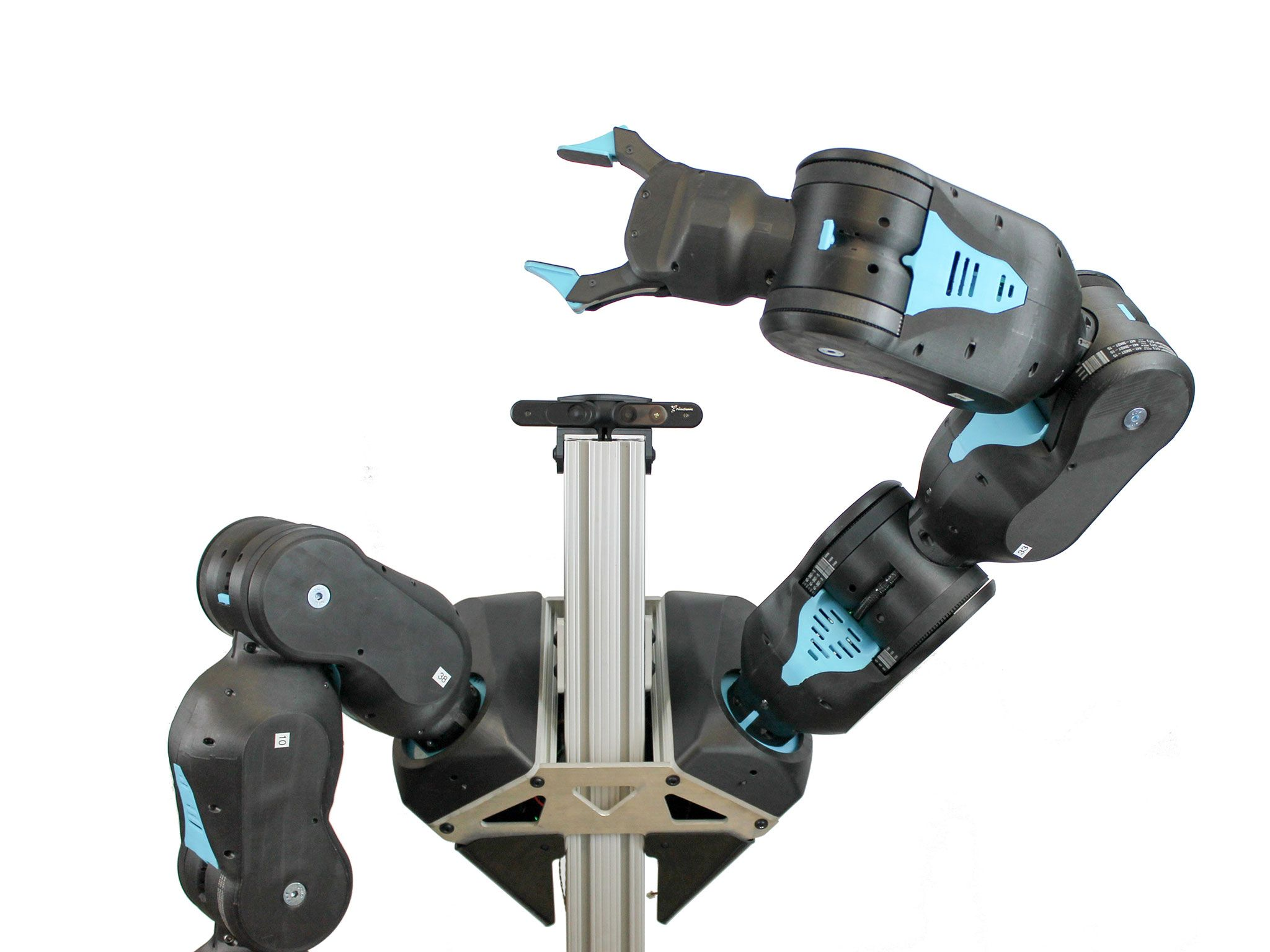 Blue Is A New Low Cost Force Controlled Robot Arm From UC