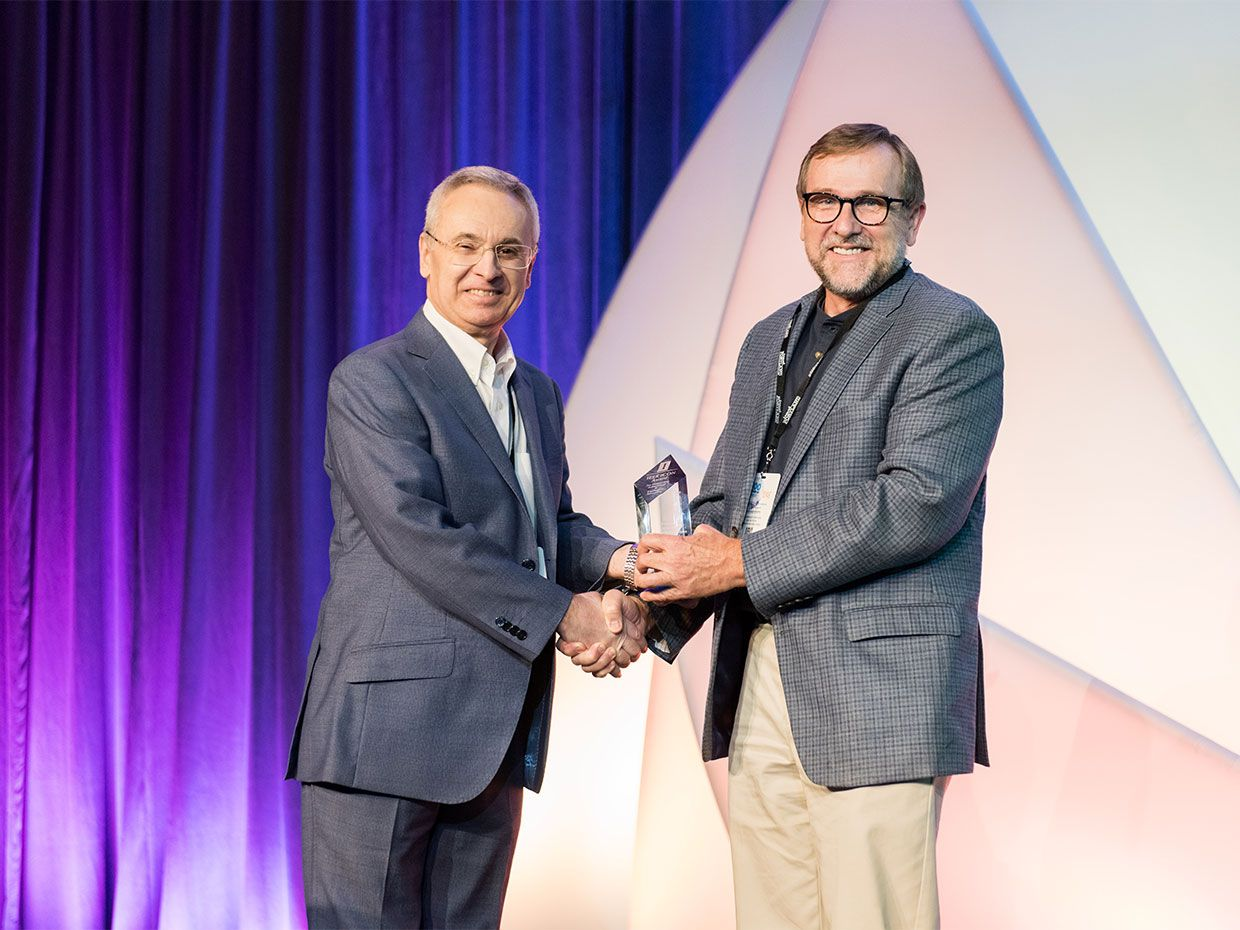 iCON Recognition Goes to IEEE International Geoscience and Remote Sensing Symposium