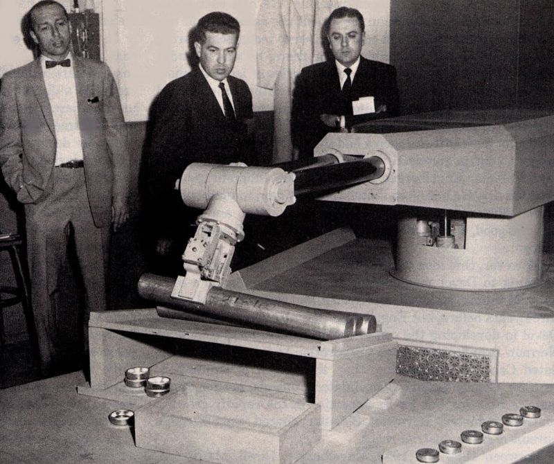 The Company That Invented T: George Devol: A Life Devoted To Invention, And Robots