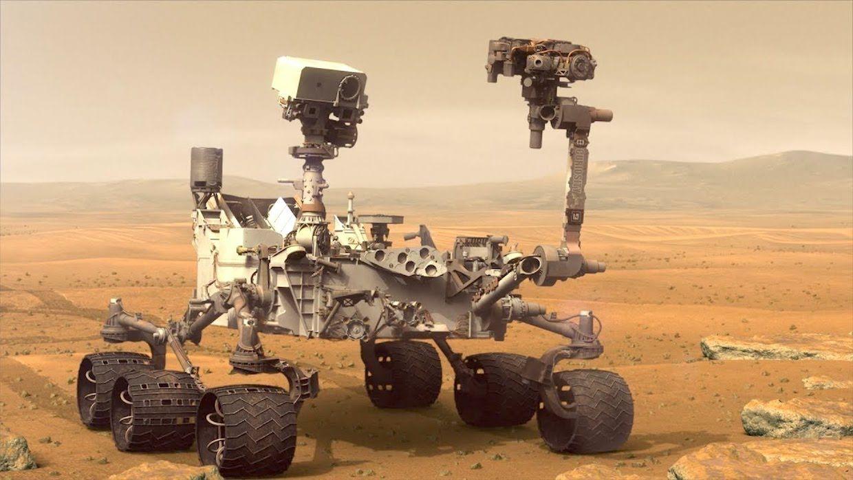 Aerobot Planet Mars 2020
