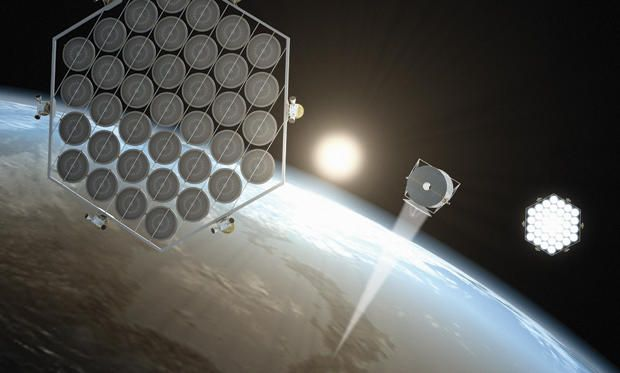 How Japan Plans To Build An Orbital Solar Farm Ieee Spectrum