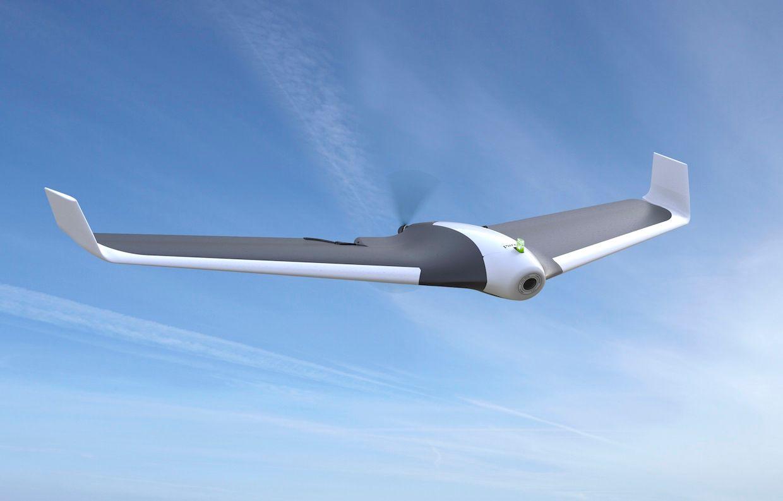 drone autonomie 1h