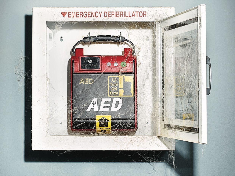 The Shocking Truth About Defibrillators Ieee Spectrum Dc Ac Virtual Lab Online Geeks