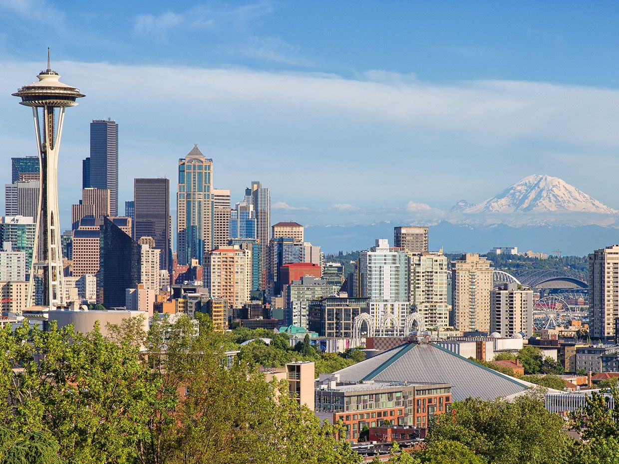 Do You Work in Tech? Seattle May Be the Best City for You