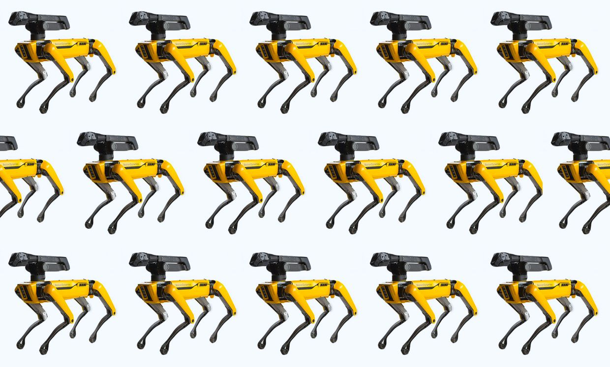 Boston Dynamics Is Getting Ready to Produce Lots of SpotMinis - IEEE