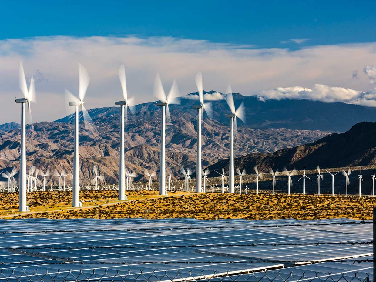 Dethroned! Renewables Generated More Power than King Coal in April