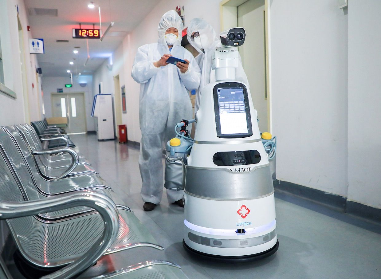 Coronavirus Pandemic: A Call to Action for the Robotics Community ...