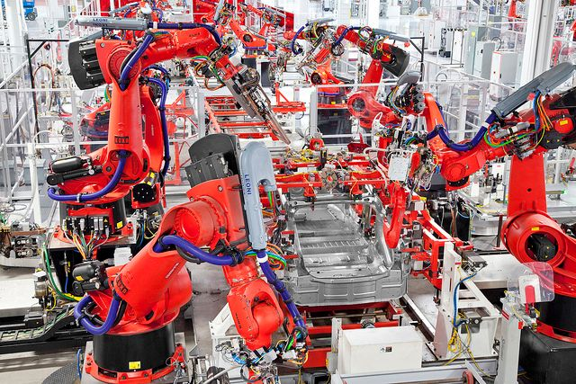 Five myths and facts about robotics technology today for Robotic motors or special motors