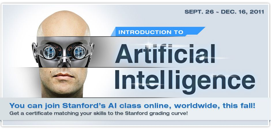 stanford artificial intelligence ai course