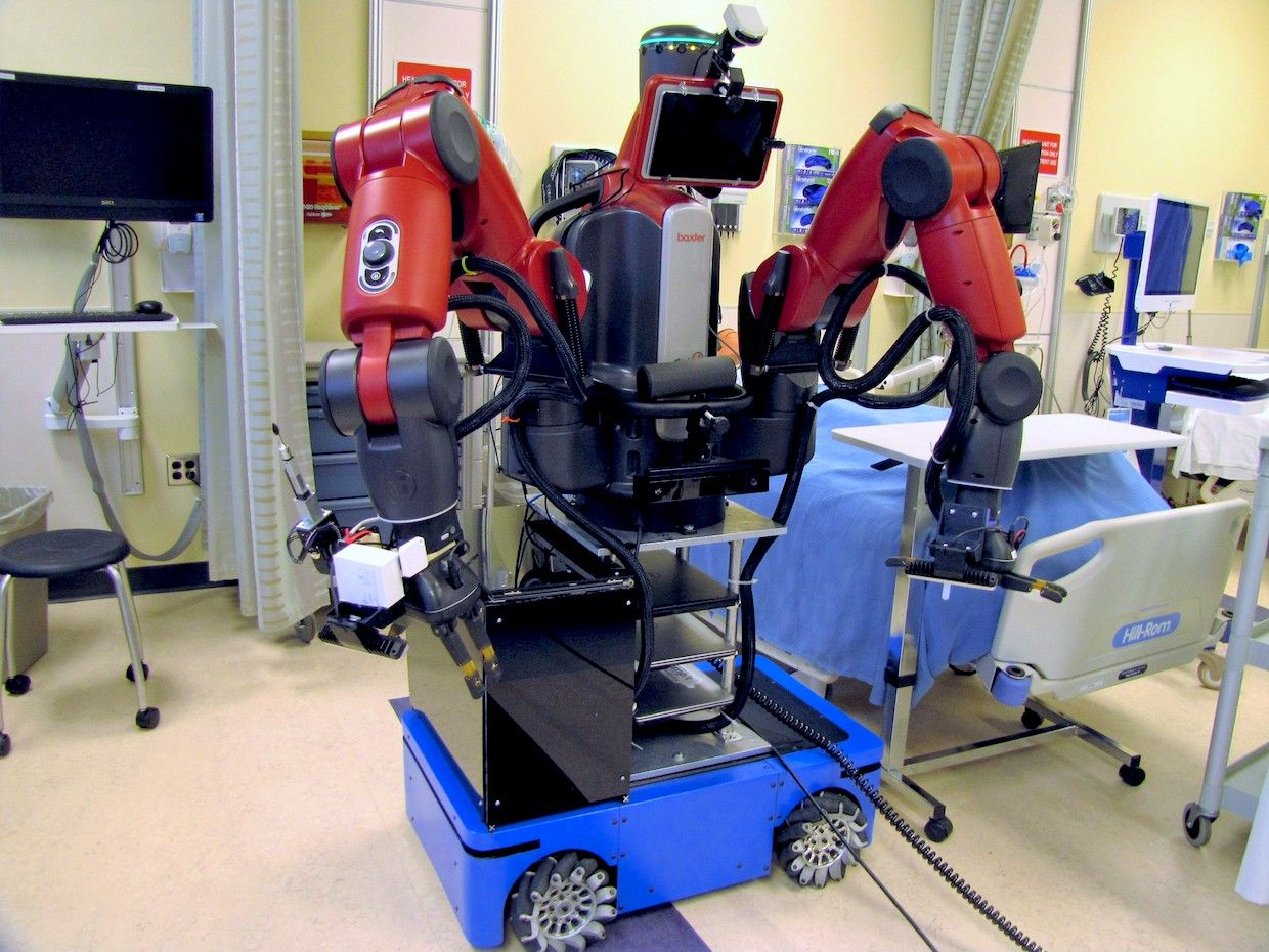 How Medical Robots Will Help Treat Patients in Future Outbreaks ...
