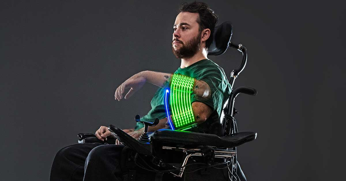 Brain Implants and Wearables Let Paralyzed People Move Again