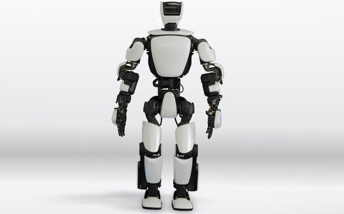 Toyota Gets Back Into Humanoid Robots With New T-HR3 ...