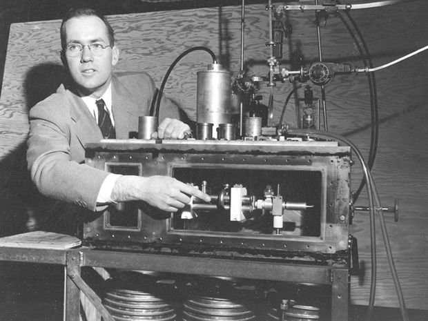 the history of laser and maser It wasn't laser, but its development was crucial in the history of laser the maser would be used to strengthen radio signals and used in space research as well.