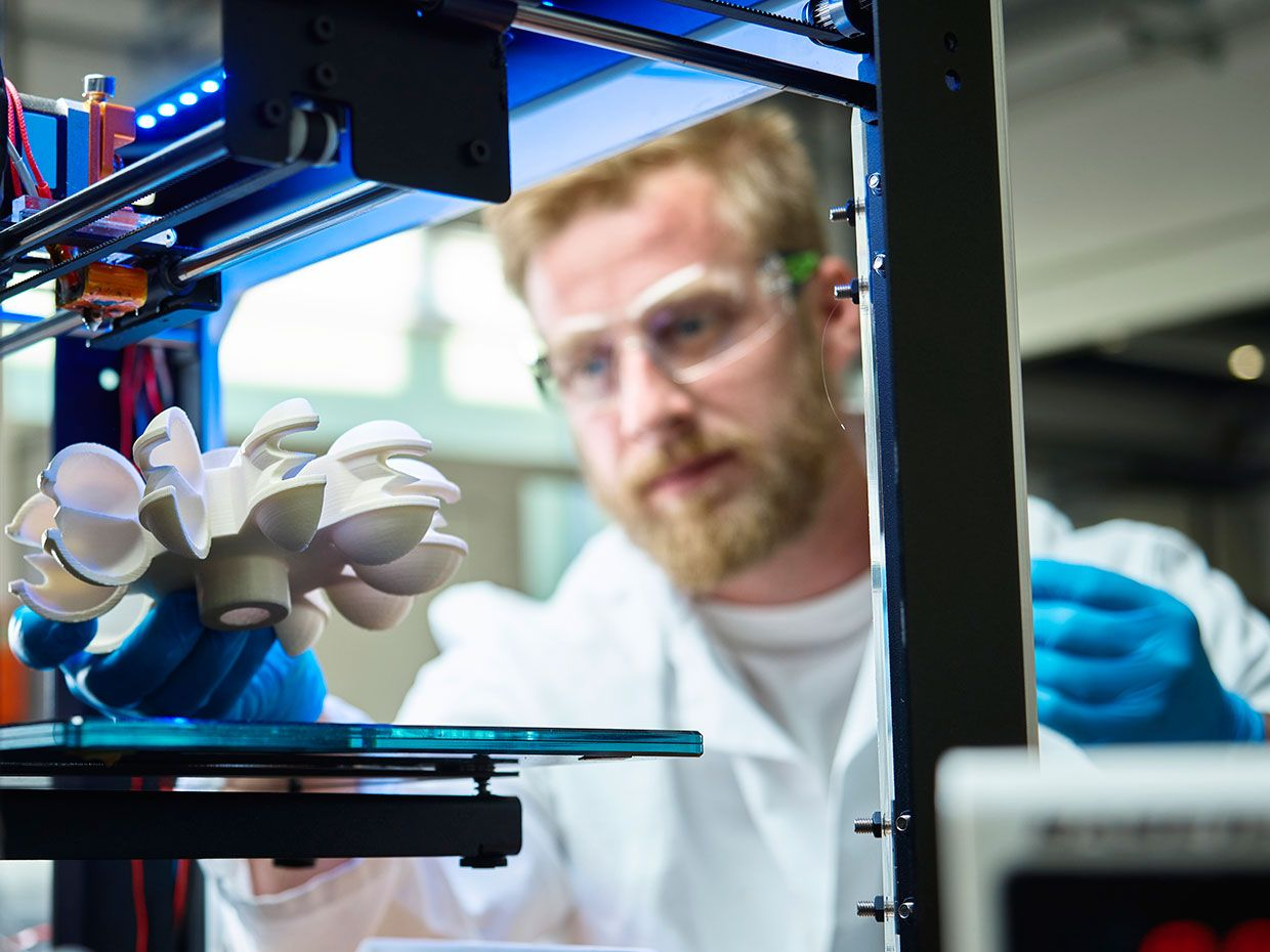 3D Print Jobs Are More Accurate With Machine Learning
