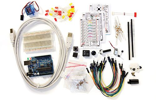 photo arduino inventor kit