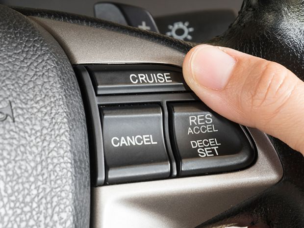 Smarter Cruise Control Can Boost Hybrid Fuel Economy And