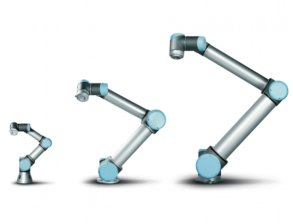 Universal Robots UR3 Arm Is Small and Nimble, Helps to Build Copies of Itself
