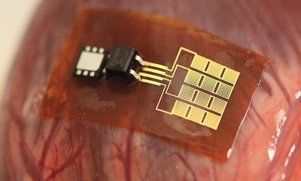 Three Technologies For Harvesting Ambient Energy Ieee