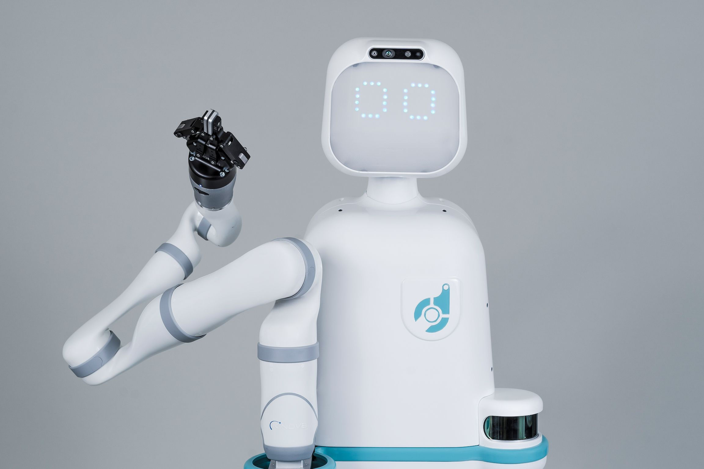 Moxi Prototype from Diligent Robotics Starts Helping Out in ...