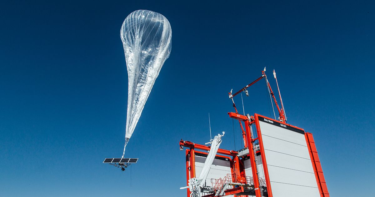 How Project Loon Built The Navigation System That Kept Its Balloons Over Puerto Rico Ieee Spectrum