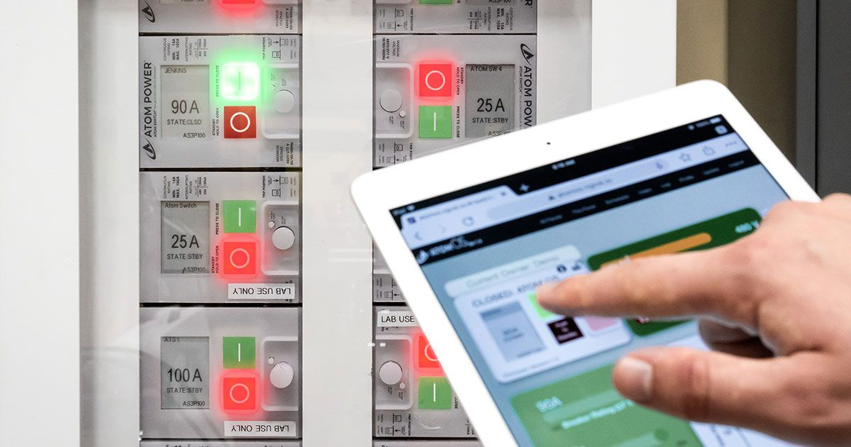 Atom Power Is Launching the Era of Digital Circuit Breakers
