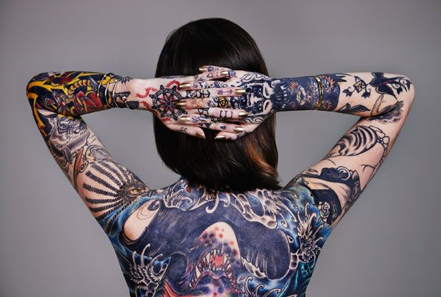Fbi Wants Better Automated Image Analysis For Tattoos Ieee Spectrum