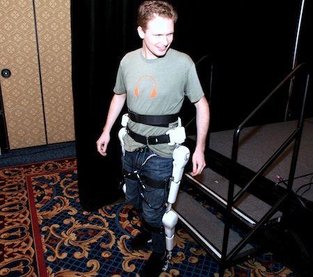 Robot Suit Hal Demo At Ces 2011 Ieee Spectrum