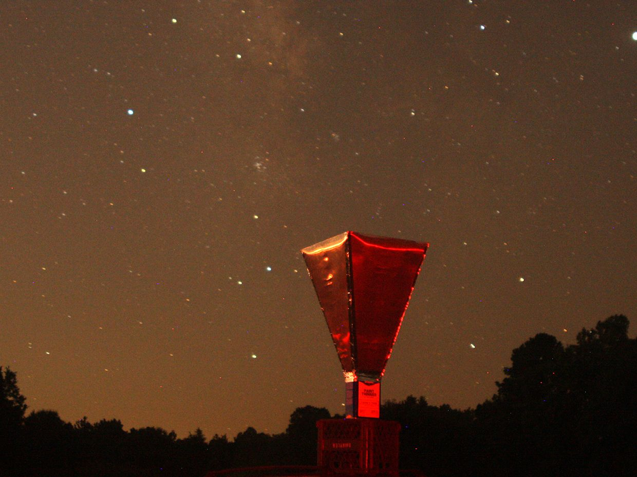 Track The Movement Of The Milky Way With This Diy Radio Telescope Ieee Spectrum