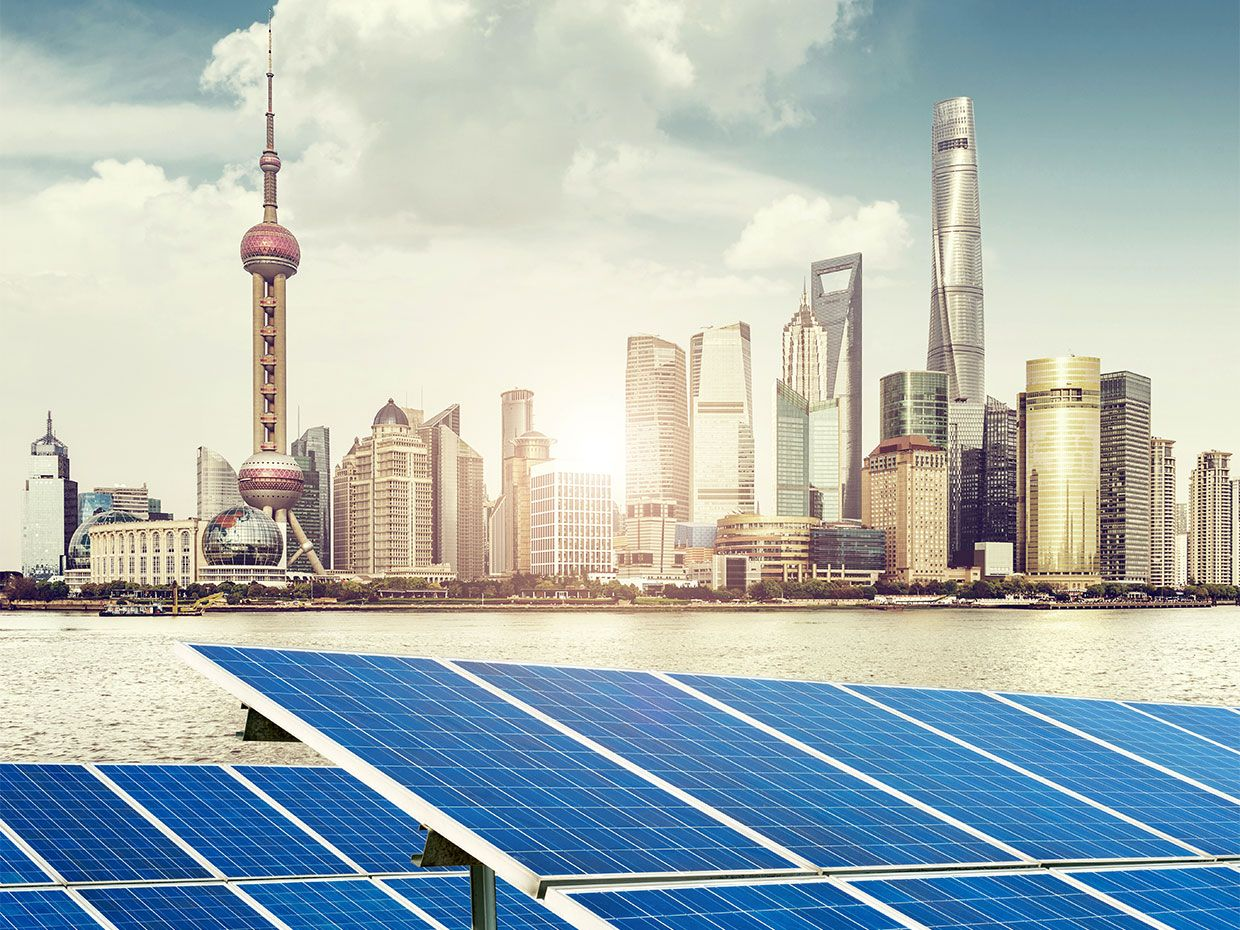 Solar Power Is Now as Inexpensive as Grid Electricity in China
