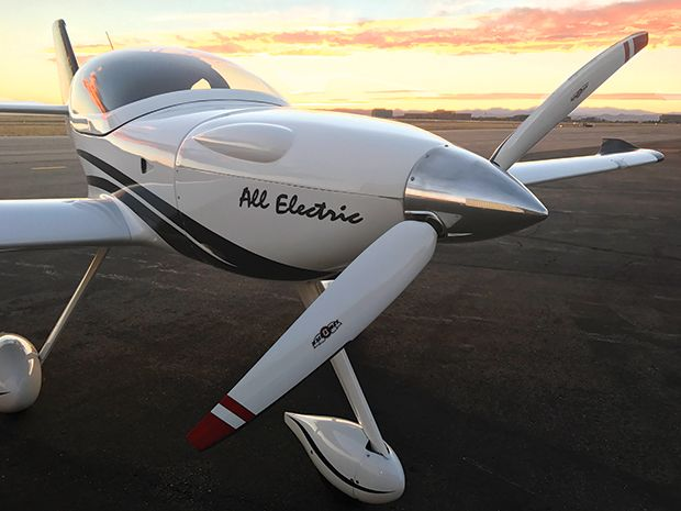 Cheaper, Lighter, Quieter: The Electrification of Flight Is at Hand
