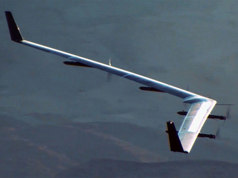 Image result for Facebook Cancels Program to Deliver Internet by Aquila Drones