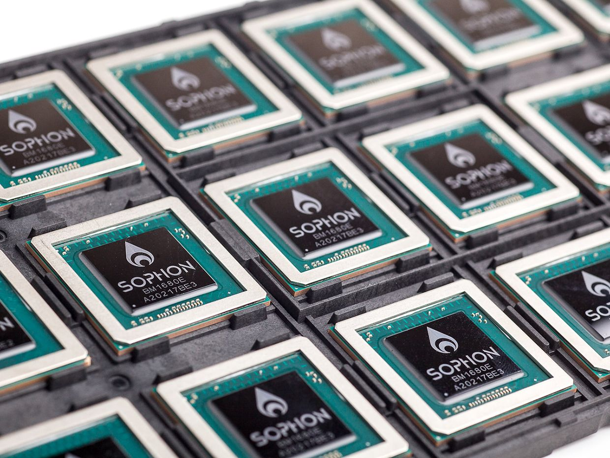 Bitcoin's Biggest Tech Player to Release AI Chips and Computers
