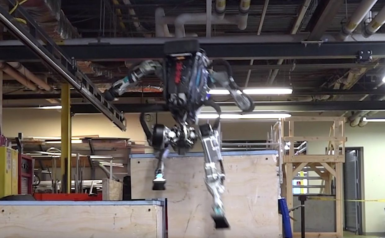 Boston Dynamics' Atlas