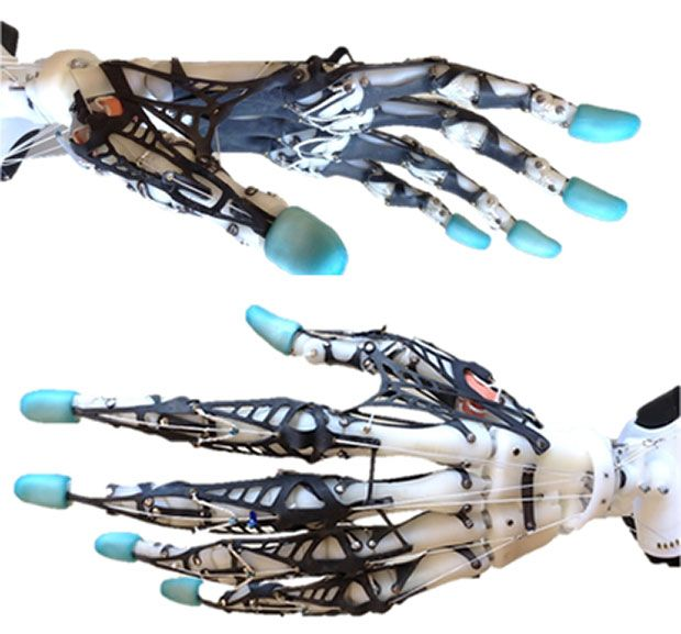 This Is The Most Amazing Biomimetic Anthropomorphic Robot Hand We Ve