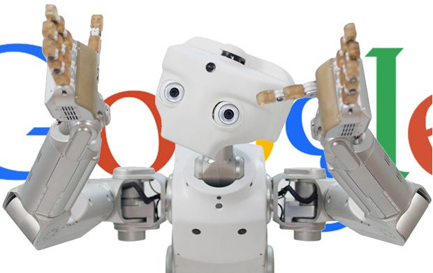 Google is funding a major new robotics group and acquiring a bunch of robot startups