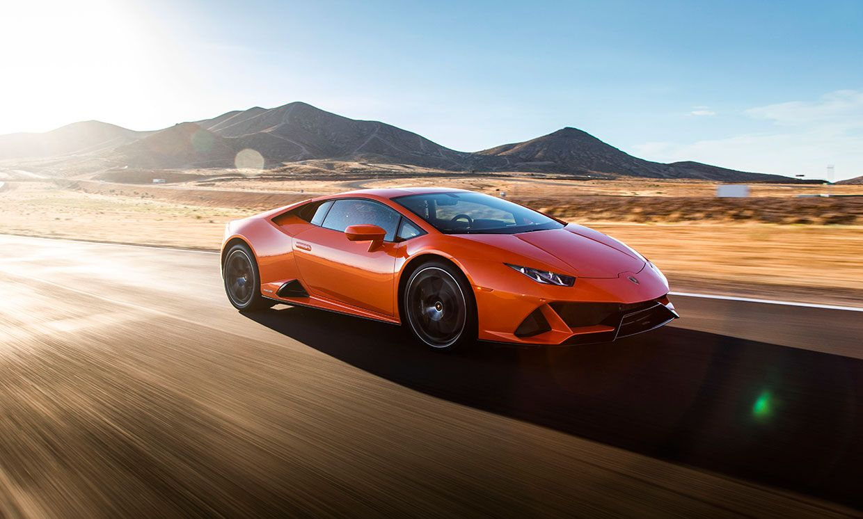 540a88a4ee New Lamborghini's Digital Brain Helps Manage Its Supercar Brawn ...